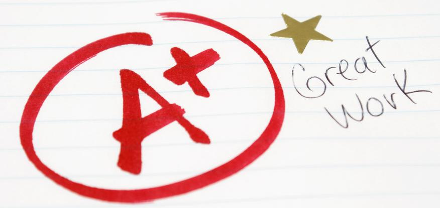 Getting good marks in school – and the dreaded Diploma Exams
